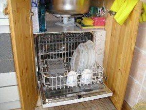 Компактные посудомоечные машины под раковину