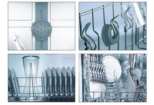 Обзор аксессуаров для посудомоечных машин