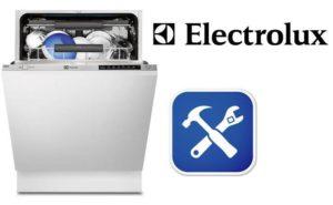 Ремонт посудомоек Электролюкс