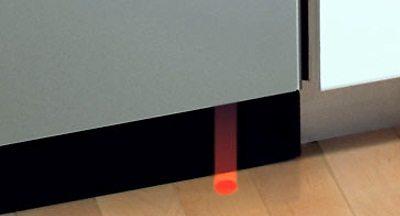 Индикатор луч на полу в посудомоечной машине