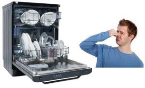 Запах в посудомоечной машине - как избавиться