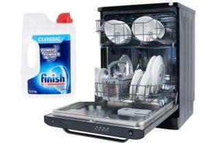 порошок Финиш для посудомоек