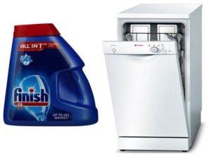Гель для посудомоечной машины Finish