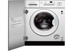 Отзывы о встраиваемых стиральных машинах