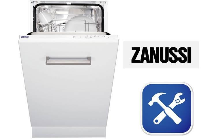 Ремонт посудомоечной машины Zanussi