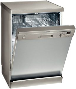 маркировка посудомоечной машины Бош
