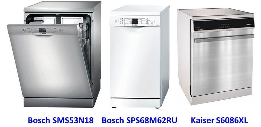 цены на посудомоечные машины