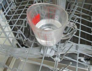 применение соды в посудомойке