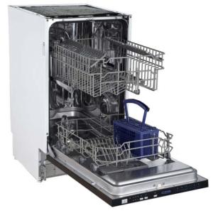глубина посудомоечной машины
