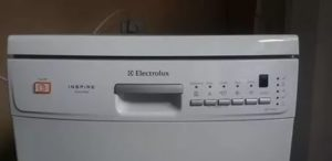 коды ошибок посудомойки Электролюкс