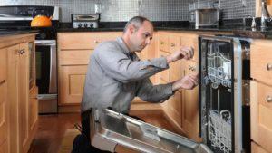 ремонт посудомойки Миле
