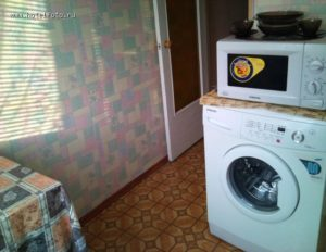 Можно ли на стиральную машину поставить микроволновку?