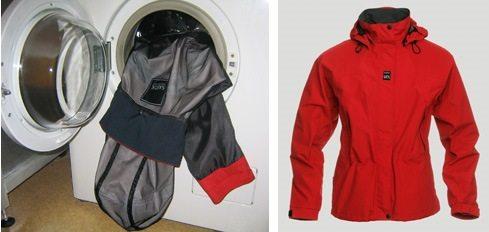 Средства для стирки мембранной одежды