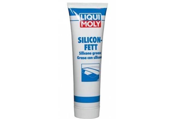 смазка LIQUI MOLY «Silicon-Fett»