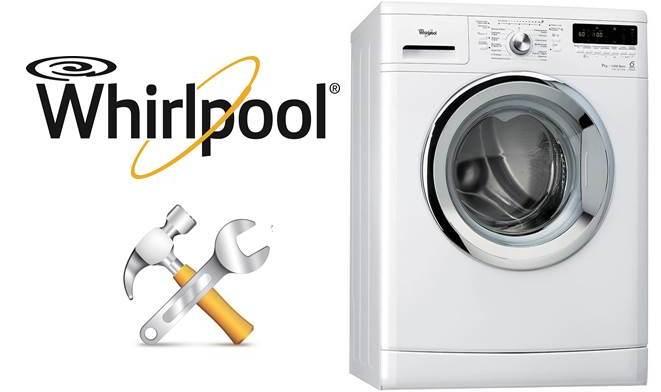 Неисправности стиральных машин Whirlpool