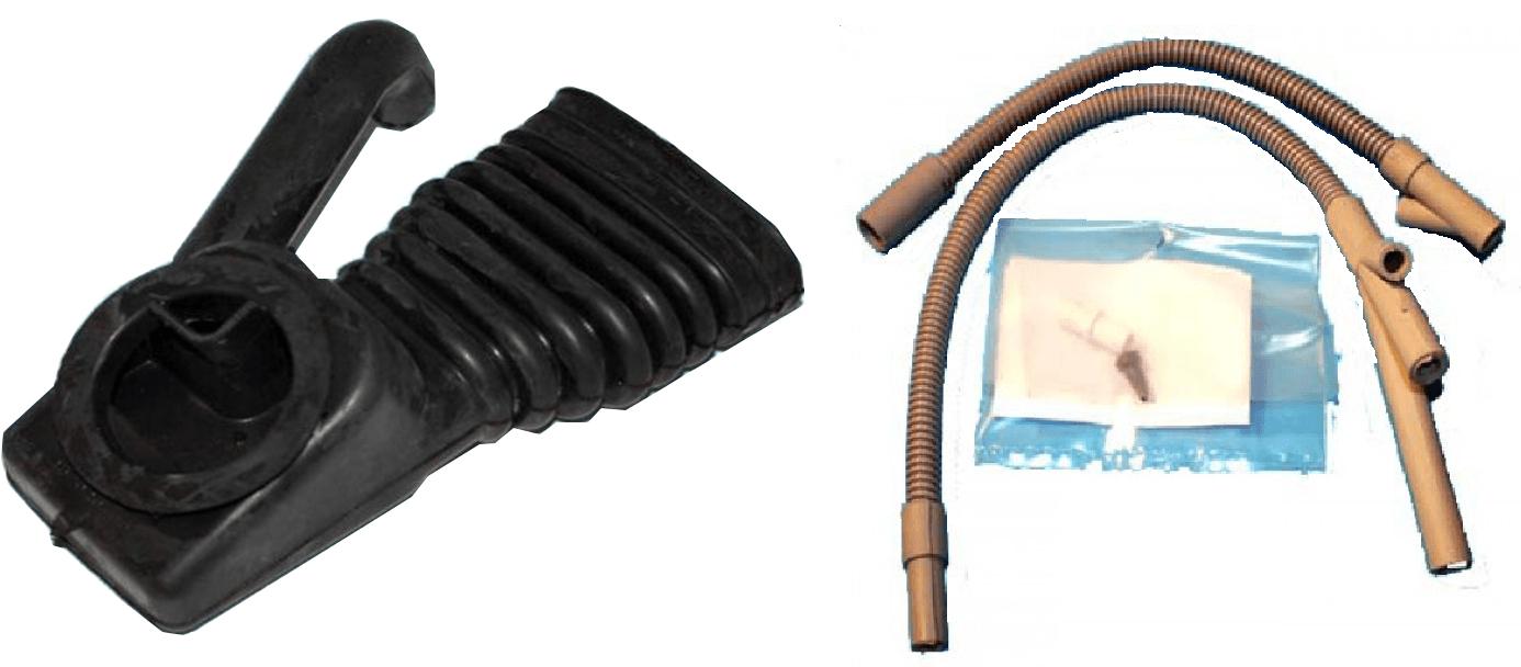патрубки и шланги