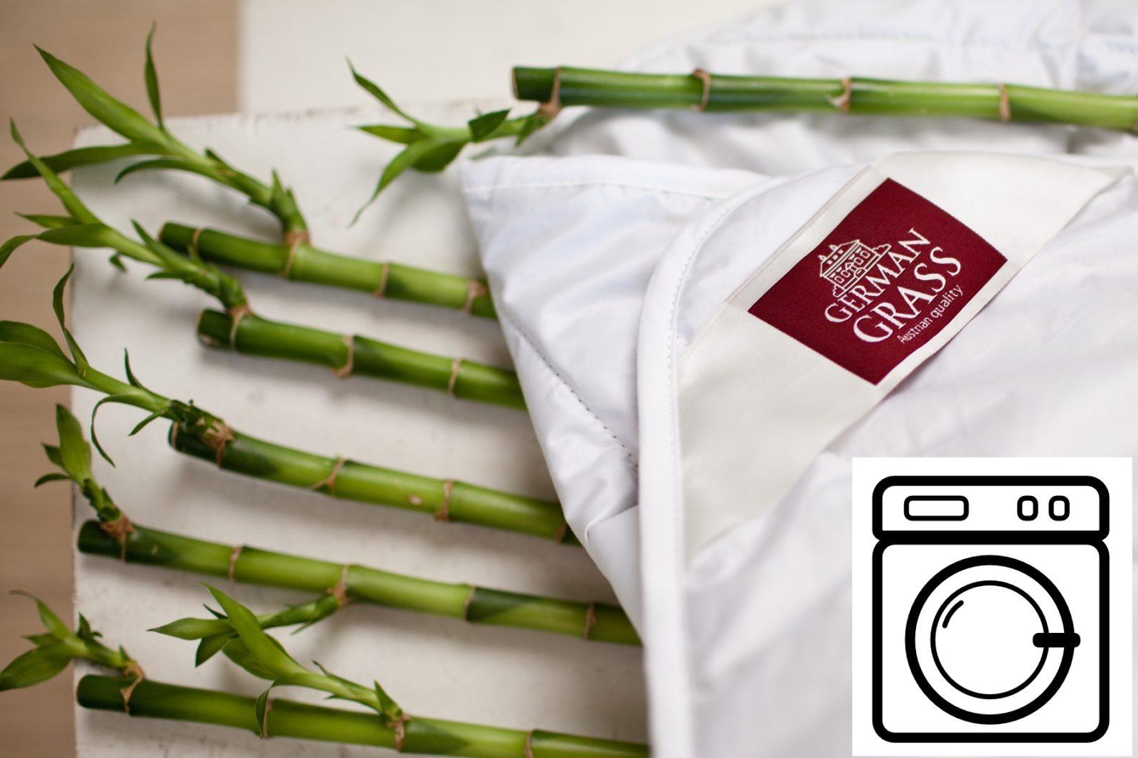 Можно ли стирать бамбуковое одеяло в стиральной машине автомат