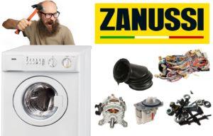 Как разобрать стиральную машинку Zanussi