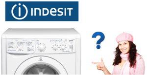 Как пользоваться стиральной машинкой Indesit