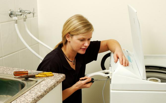 Почему не работает стиральная машина