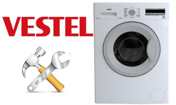 Ремонт стиральных машин Vestel своими руками