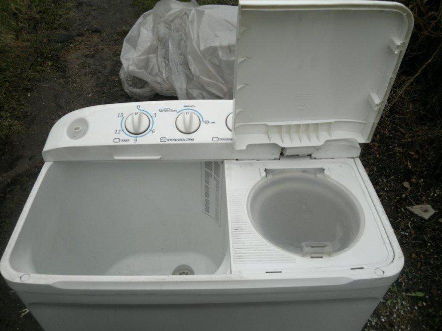 Лучшие стиральные машины полуавтомат