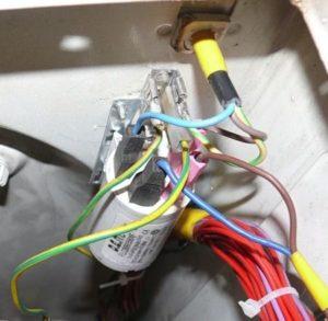 сетевой конденсатор