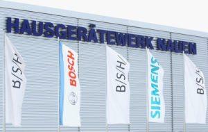 вывеска завода в Германии