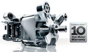 новый инверторный двигатель от LG