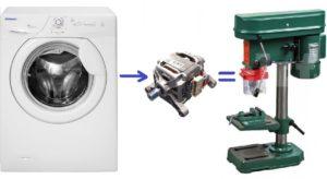 станок из стиральной машины