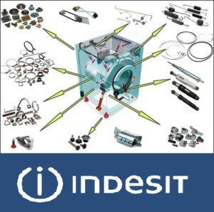 Разборка стиральной машины Indesit