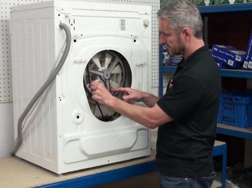 Замена щеток на стиральной машине Бош своими руками