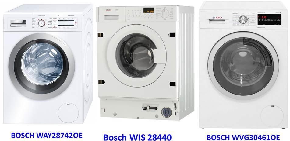 стиральные машинки Бош премиум класса