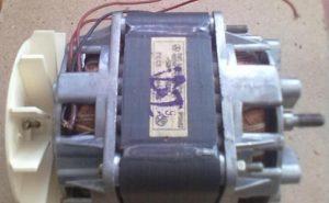 двигатель от стиральной машины Малютка
