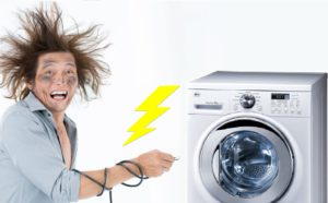 Удлинитель с узо для стиральной машины