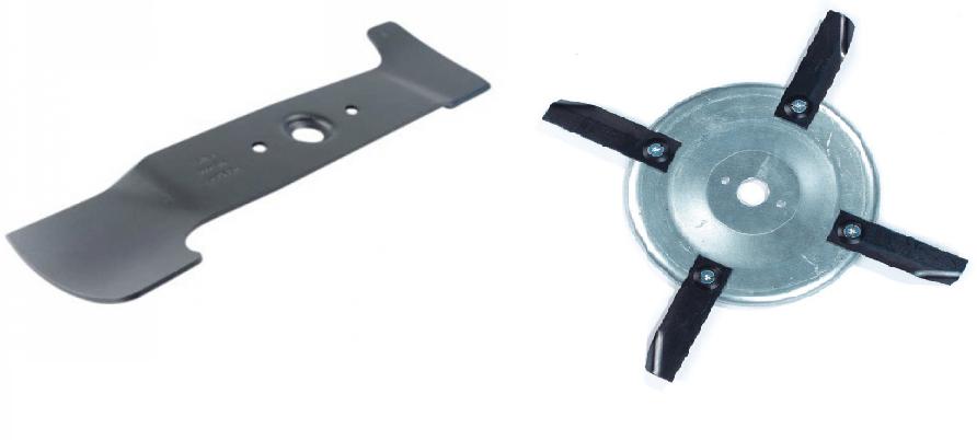 нож и режущий диск