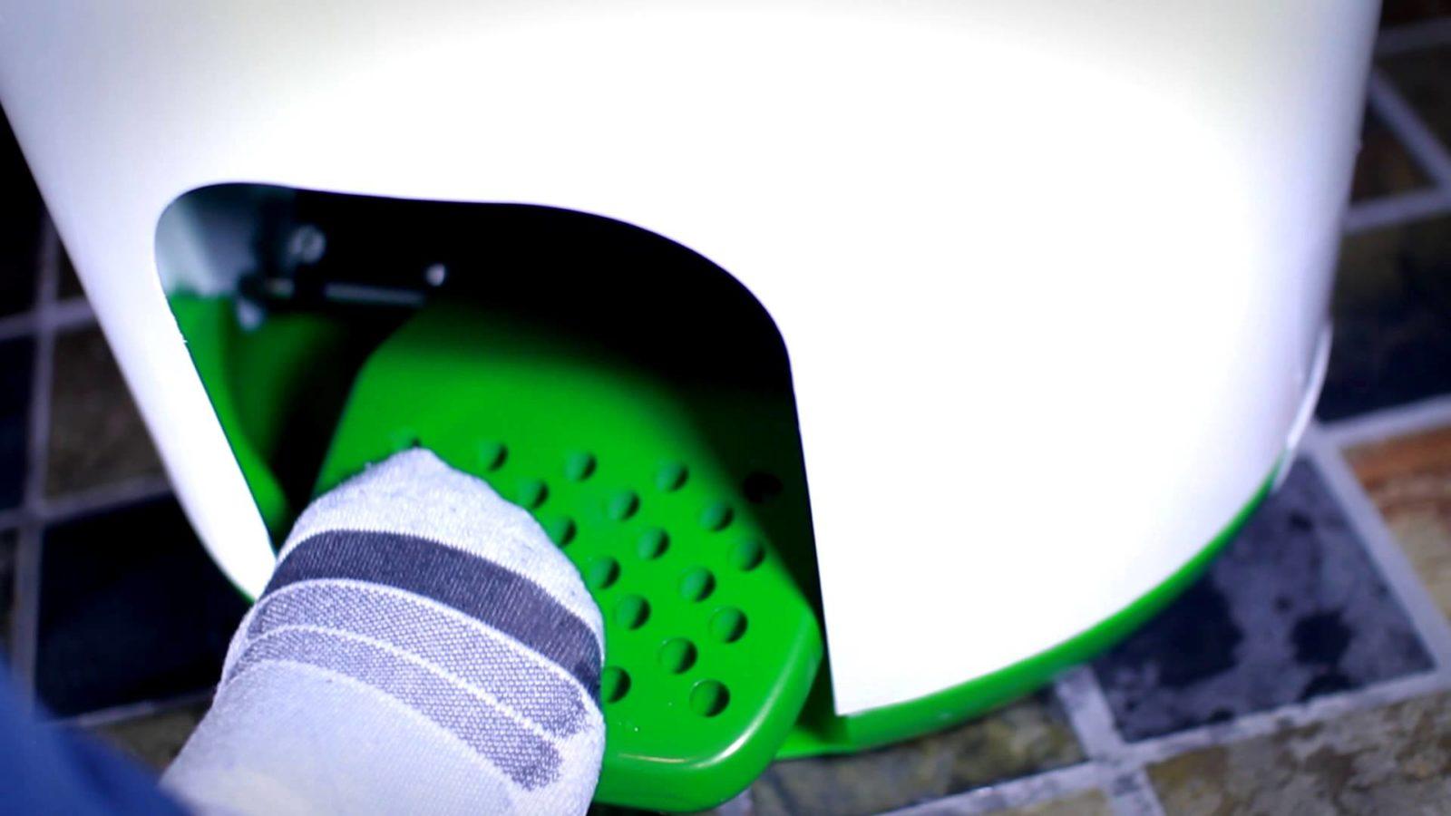 ножная машинка для стирки