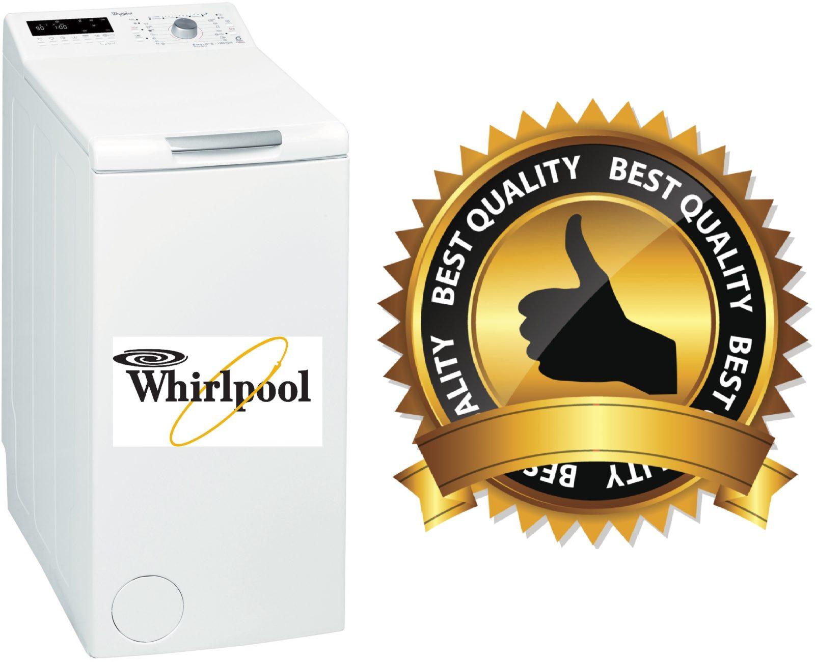 Лучшая стиральная машина с вертикальной загрузкой