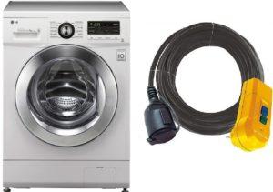 Удлинитель для стиральной машины автомат