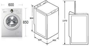 Какая стиральная машина лучше с фронтальной или вертикальной загрузкой