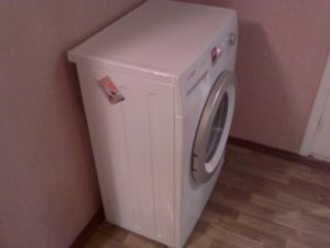 Суперузкие стиральные машины