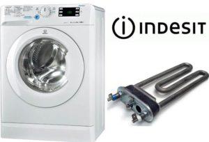 Замена тэна в стиральной машине Indesit