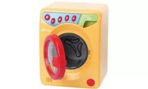 Стиральная машина — игрушка для девочек