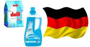 Немецкий стиральный порошок