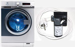 Как поменять помехоподавляющий фильтр в стиральной машине