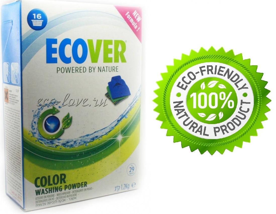 Экологичный стиральный порошок