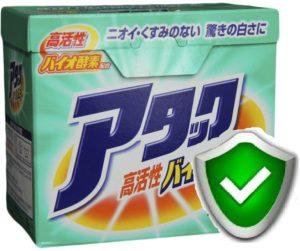 Какой стиральный порошок самый безопасный