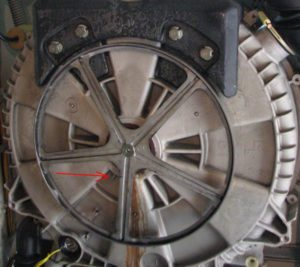 Как поменять подшипник в стиральной машине Занусси