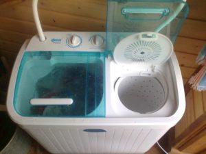 стиральная машина для дачи