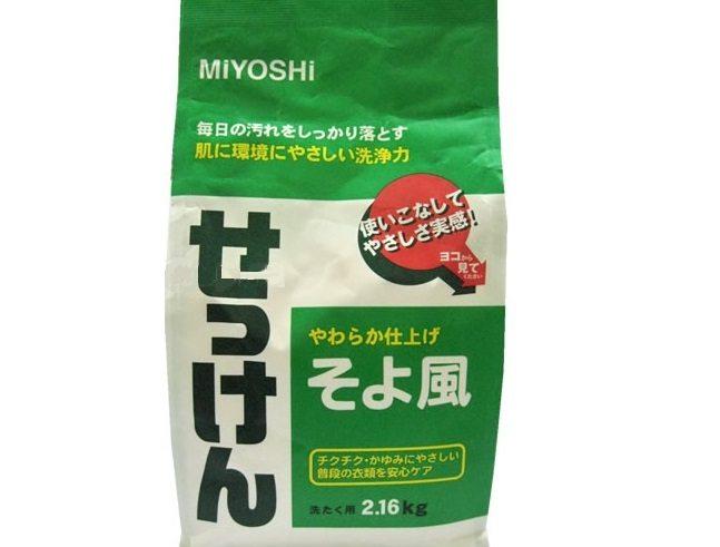 порошок miyoshi-soap
